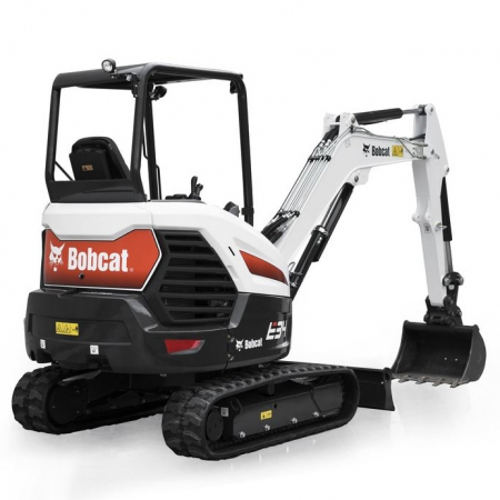 Bobcat E34 mini forgókotró